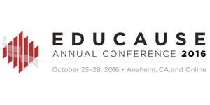 EDUCAUSE Annual 2016