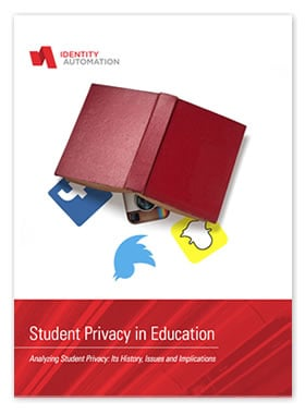 Student Privacy in Education