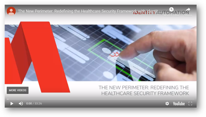 The New Perimeter Redefining the Healthcare Security Framework with IAM